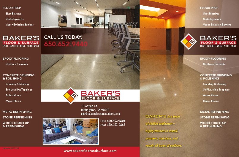 Resources Bakers Floor And Surface Sf Bay Area