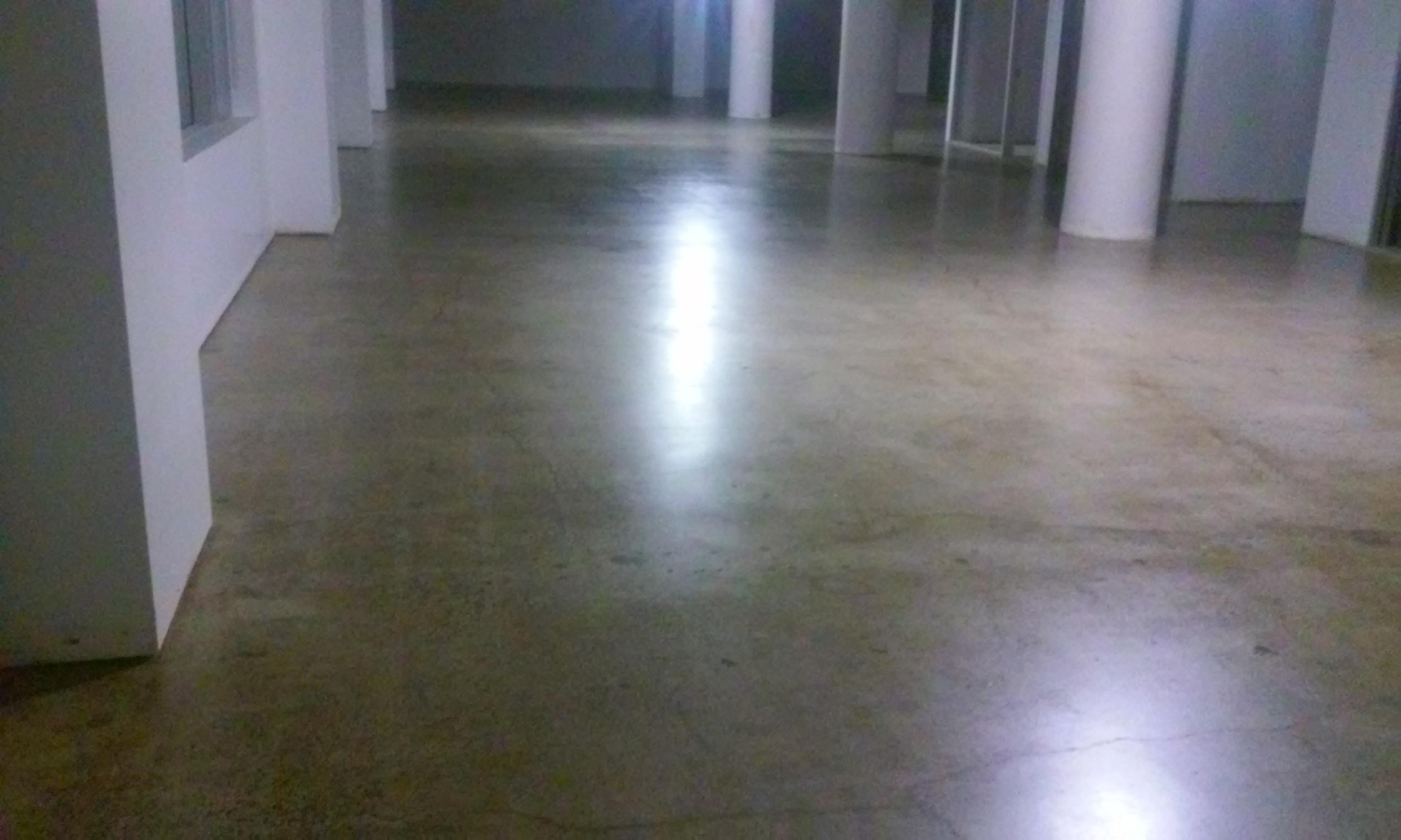 Cost Effective Green Solution For Your Concrete Floors
